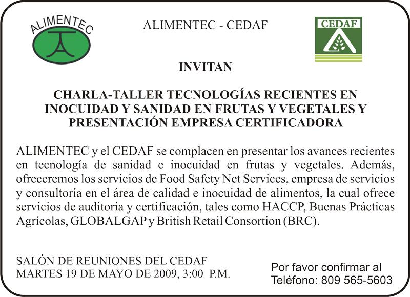ALIMENTEC-CEDAF