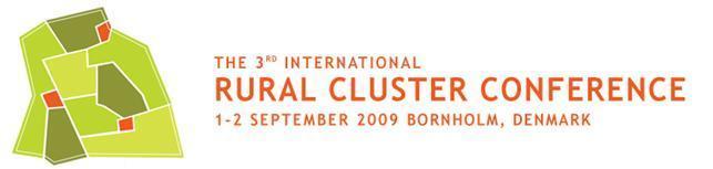 3era conferencia rural de clusters