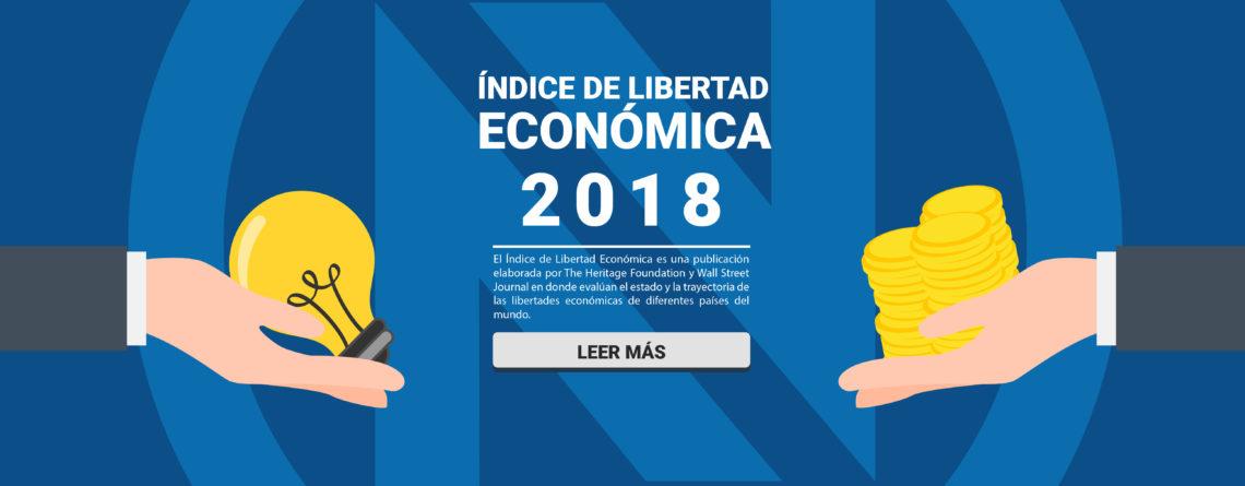 Índice de Libertad Económica – 2018