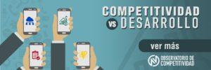 Competitividad vs Desarrollo