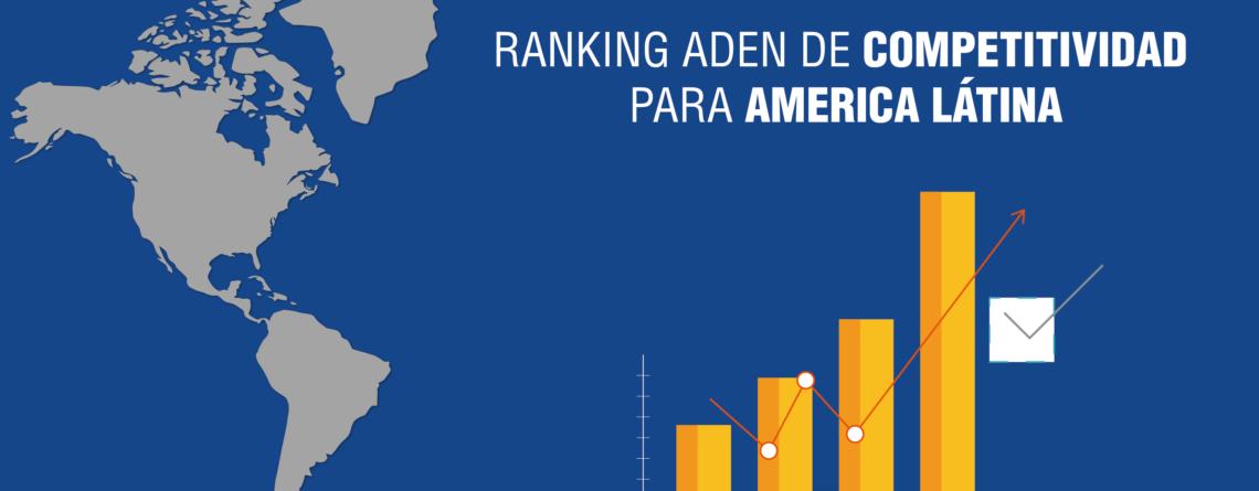 Ranking ADEN De Competitividad 2019