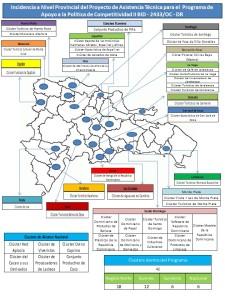 Mapa de Clusters